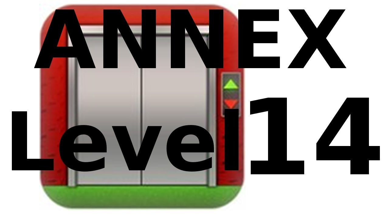 100 Floors Annex Level 14 Walkthrough Youtube