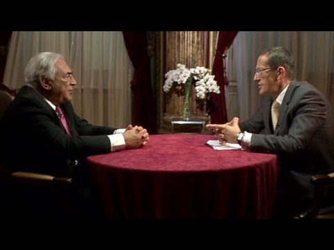 DSK: ''I have no problem with women.