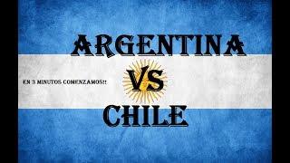 ARGENTINA vs CHILE - AMISTOSO INTERNACIONAL - DrekzeNN - Clash Royale