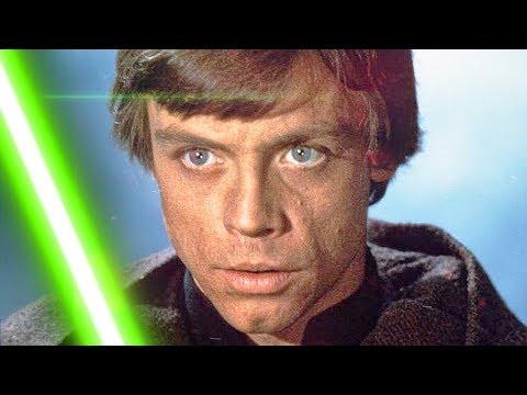 Cuán Poderoso era Luke Skywalker, Leyendas - Star Wars