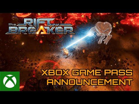 Riftbreaker добавят в Game Pass сразу после релиза