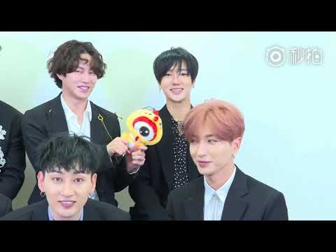 [Eng Sub] 171107 - Super Junior Sina interview preview