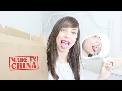 אז, הזמנתי כמה דברים מגניבים מסין (; | Unboxing