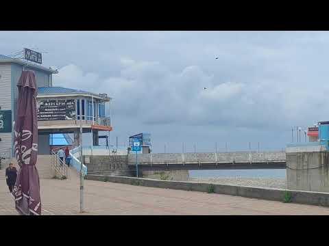 25 мая 2020 / Ольгинка / Погода, море