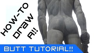 How to Draw A Butt: A Professional Tutorial