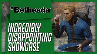 Bethesda's E3 2019 Conference Was Underwhelming - HERE'S WHY