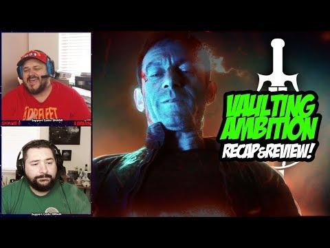Star Trek Disco: 'Vaulting Ambition' Recap/Review!
