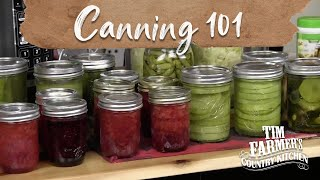 CANNING 101 | The Basics for Beginners