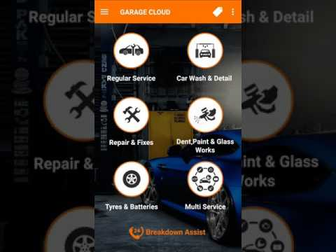 garagecloud car repair service android apps on google play
