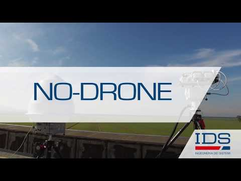 NO-DRONE a radar based safety solution for airports
