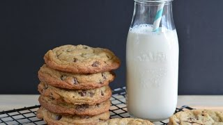 Chocolate Chip Cookies Recipe  How To Make Chocolate Chip Cookies  SyS