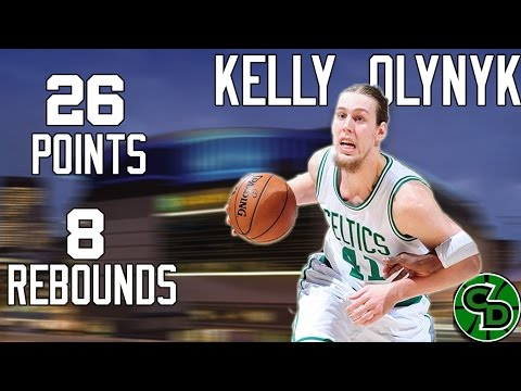 Kelly Olynyk 26 Pts vs Atlanta Hawks | Player Highlights | January 13, 2017