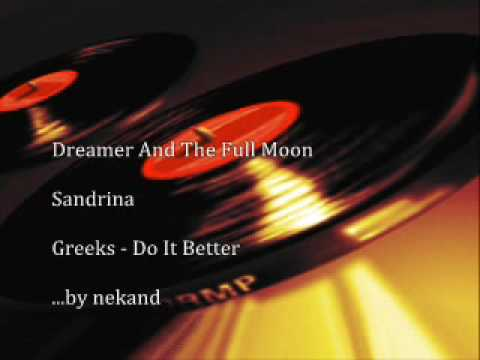 Dreamer And The Full MoonSandrina