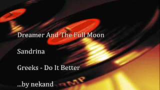 Video Dreamer And The Full Moon   Sandrina download MP3, 3GP, MP4, WEBM, AVI, FLV Agustus 2018