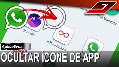 Como ocultar ícone de Apps (Sem Root, sem Launcher) | Guajenet