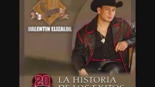 VALENTIN ELIZALDE CON BANDA EL RECODO-SEIS PIES ABAJO.wmv