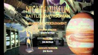 Night at the Museum: Battle of the Smithsonian Movie Game Walkthrough Part 9:2 (Wii)