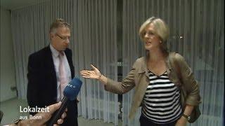 WCCB: Bärbel Dieckmann - Keine Information, (k)eine Wahl und der Eklat im Rat