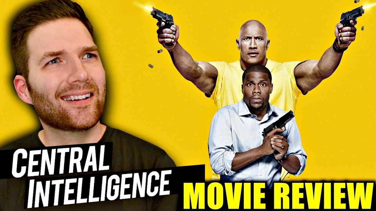 Central Intelligence Film
