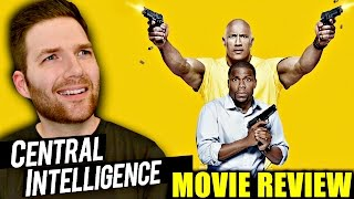Central Intelligence - Movie Review