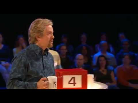 Deal Or No Deal - Mr. Blobby Appears