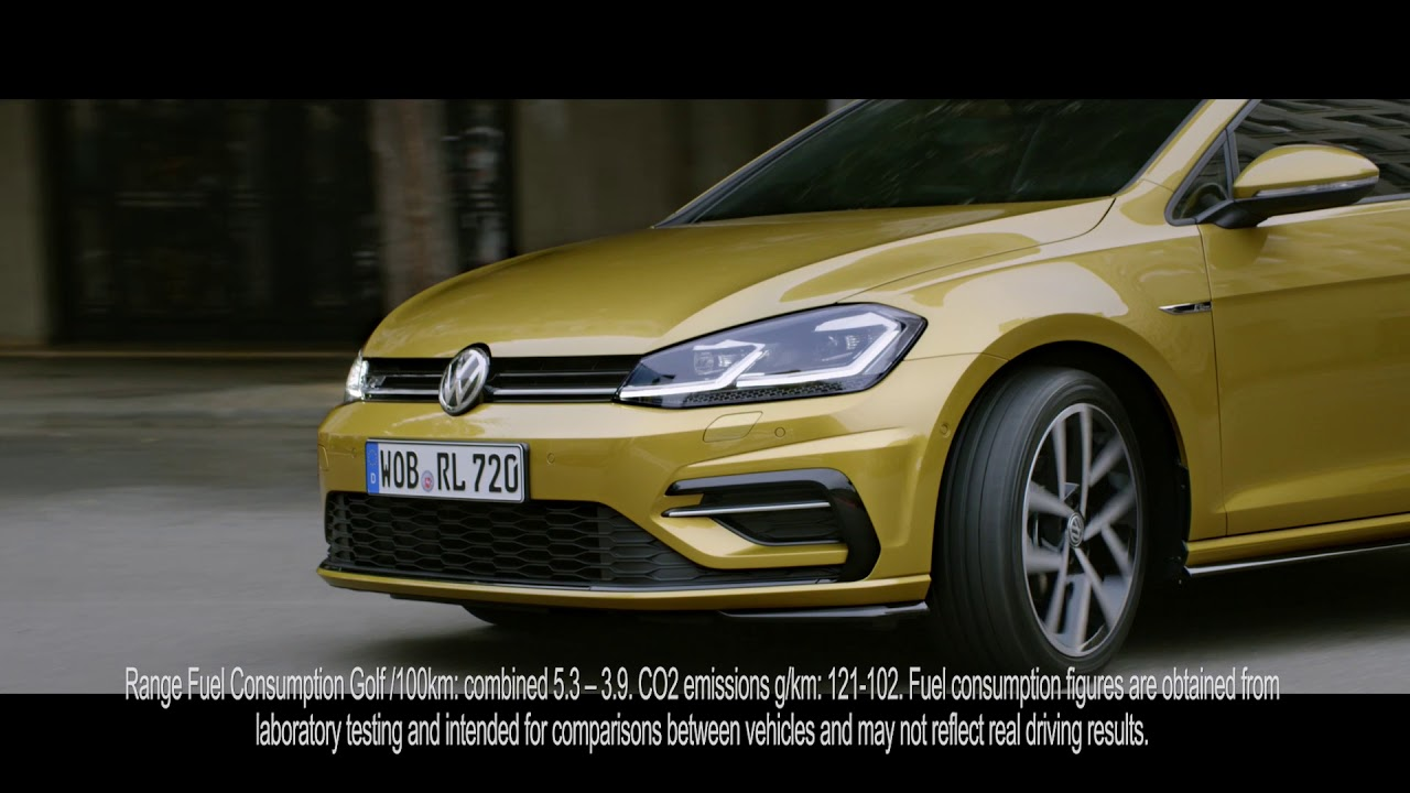 Volkswagen Golf with 0% APR PCP Finance - YouTube
