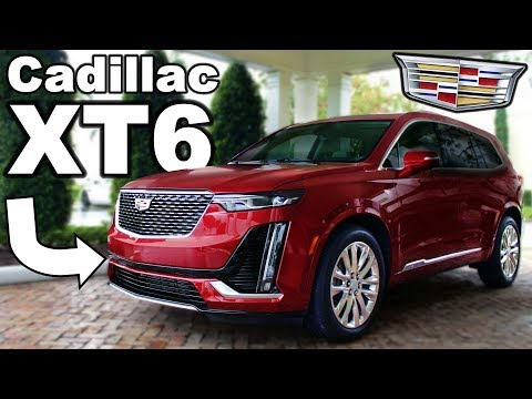 2020 Cadillac XT6 Review | Cadillac's BEST Car Ever?