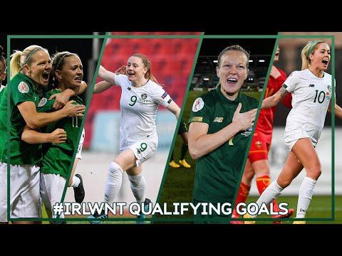 #IRLWNT | Euro Qualifying Goals