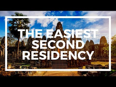 The cheapest, easiest second residency in the world?