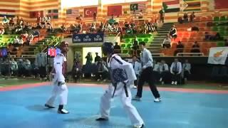 Repeat youtube video Ahmad Abu Ghaush (Jor) Vs. Adam Khasarov (Rus) Full