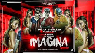 Dimar & Guiller Feat. Luber La Sensacion - Imagina (Official Remix) (Prod. By Frisky Nova Records)