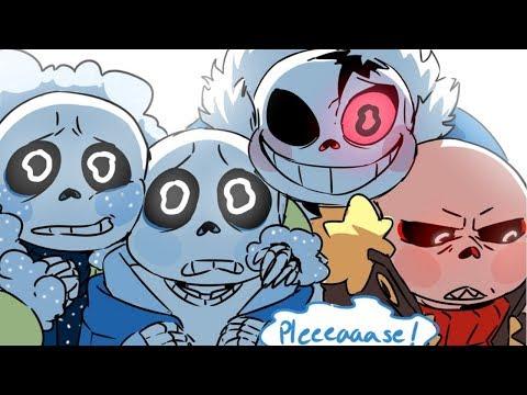 Best Bitty Sans Part 8 And Funny Undertale Compilation【 Undertale Comic Dubs 】