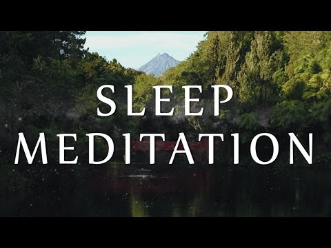 Sleep Meditation for Positive Energy Healing