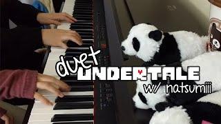 【piano duet】 -