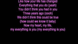 Amerie - Falling Lyrics
