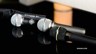 Vocal Mic Roundup - $130 and Under