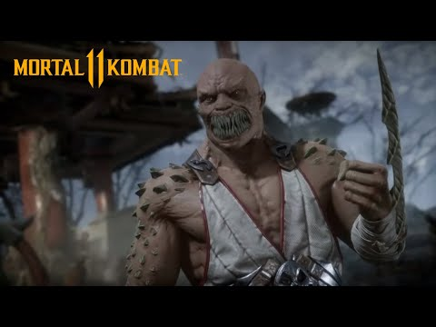 Mortal Kombat 11 - Official Gameplay Walkthrough