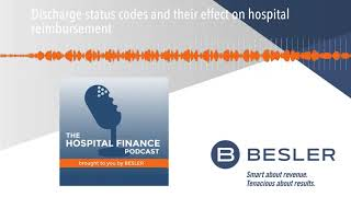 Discharge status codes and their effect on hospital reimbursement