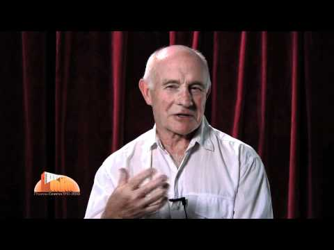 Barry Jackson remembers filming 'Mr. Love' at The Phoenix