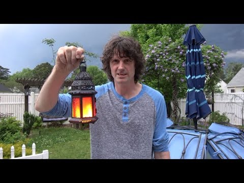 BOFIT Halloween - Camping Flame Light Bulb USB charging