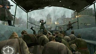 Stalingrad ! Epic Assault Mission from Call of Duty 1
