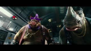 Черепашки-ниндзя 2 / Teenage Mutant Ninja Turtles: Out of the Shadows (2016) Финальный трейлер HD