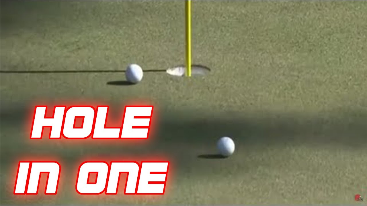 Golf Hole in One Compilation