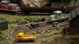 工臨DE10 保線区資材配給 Model Railroad Japanese Locomotive