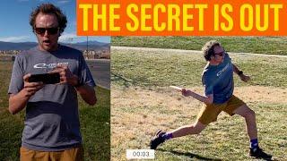 THE KEY TO EFFORTLESS FOREHANDS (sidearm breakdown +giving away some secrets)