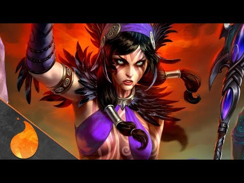 BIRTHDAY THE MORRIGAN: ONLY THE FINEST - Smite