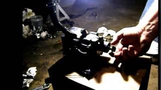90 mazda MPV 4WD V6 Starter Replacement 89,91,92,93,94,95