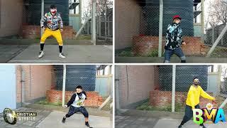 Black Eyed Peas, Nicky Jam, Tyga - VIDA LOCA | COREOGRAFIA