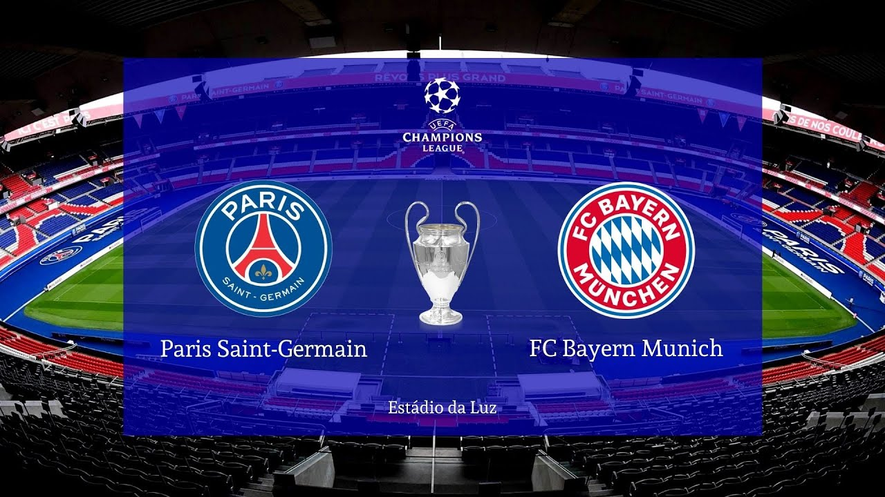Pes 2020 Paris Saint Germain Vs Fc Bayern Munich Uefa Champions League Final Full Match Hd Youtube