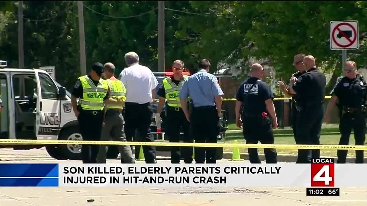 Roseville crash teen stolen